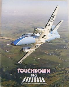 Touchdown - The Journal of British Aerospace Aircraft Group - issue 81/2
